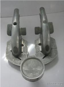 Die-Casting Mold For Vehicle Parts