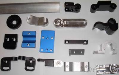 Aluminum Extrusion Post Machining