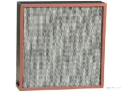 High Temperature Resistant Clapboard Air Filter