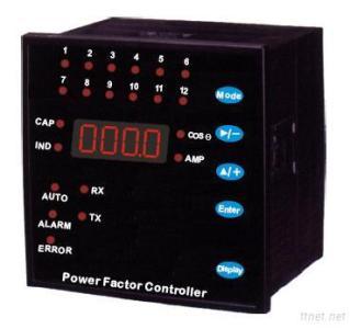APF Series Auto-Power Factor Controller