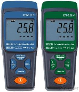 DT-3 Series Data Logger Thermometer