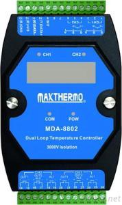 MDA-8802 Dual Loop Temperature Controller