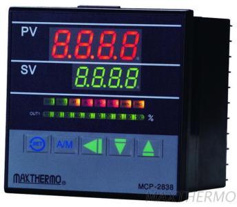 PID Temperature Controllers MCP-2838