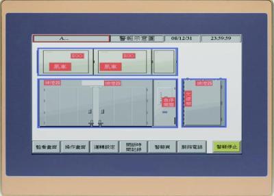 MA2070 Compact Human Machine Interface