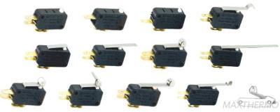 MV Series Micro Switches