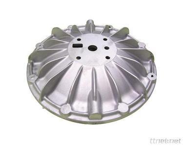 Pump Cover of Aluminum Die Casting
