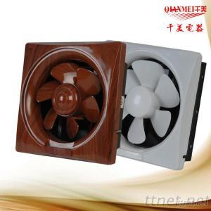 Square Exhaust Fan With Shutter APB-A
