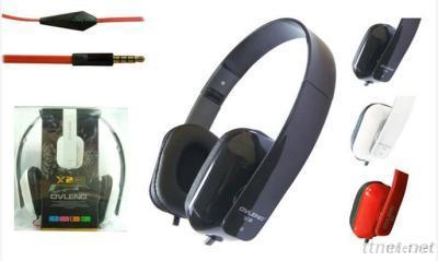 Remote Control Mic Headphone