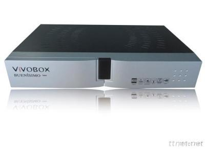HD Vivo Box Buenisimo Satellite Receiver FTA