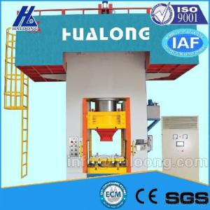 1200T Refractory Brick Molding Machine - Automatic Forge Press