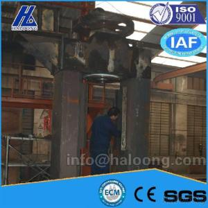 Fully Automatic CNC Moler Brick Cold Press Machine