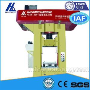 The Newest CNC Refractory Press Machine(Automatic Homogenized Material Production Line)