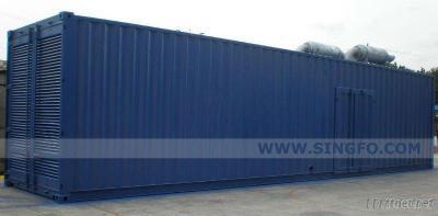 30Kw/37Kva Diesel Industrial Generator Set