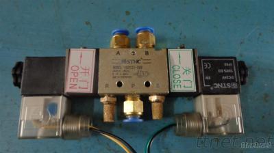 Huaian Pneumatic Door Pump Electromagnetic Valve