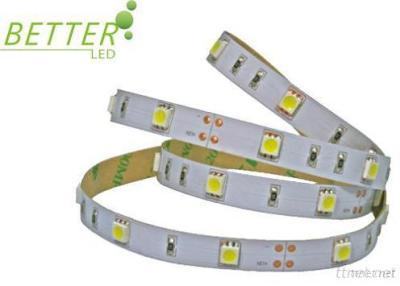 Non Waterproof 5050 Strip 30 LEDs/M With Yellow PCB