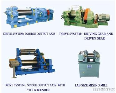 (XK-160---XK-660) Open Mixing Mill