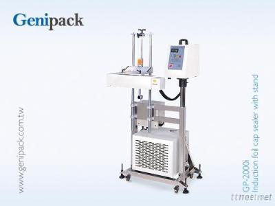 2000W Aluminum foil sealer with stand