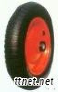 Wheel Barrow Tyre And Tubes