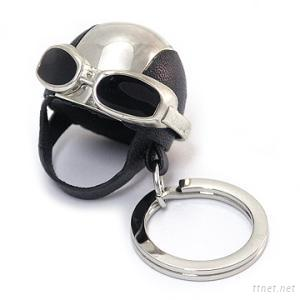 Motocycle Helmet Key Ring C145