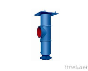 Vertical Mixed Flow Pump