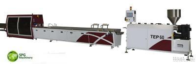 WPC Production Line, WPC Plastic Extrusion Line
