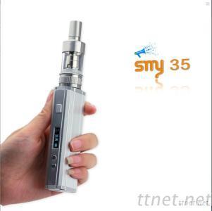 SMY35, What Are The Best E Cigarette, 2015 Hot Vv Vw Box Mod Wholesale Adjustable Voltage SMY 35 Mini Box Mod Smy 35W Box Mod SMY