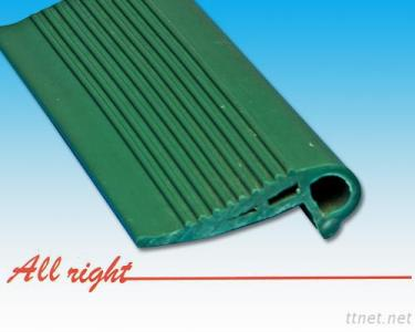 Special-Shaped Plastic Extrusion Bumper Guard Supplier