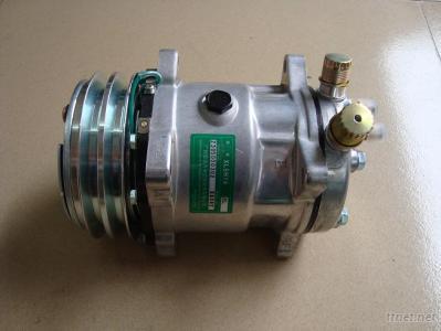 Car Ac Compressor 508 For Sanden, Air Conditioner Compressor