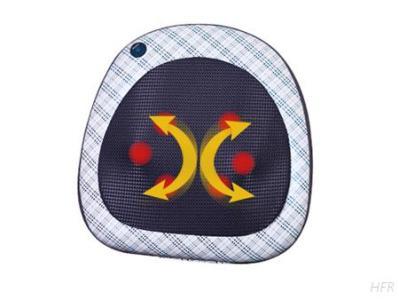 HFR-858-5D Designed with 4 or 6 balls Back Waist Lumbar Leg Home&Car Massage Cushion
