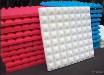 Pyramid Type Sound Absorb Sponge