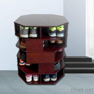 Swivel Tower For Shoes