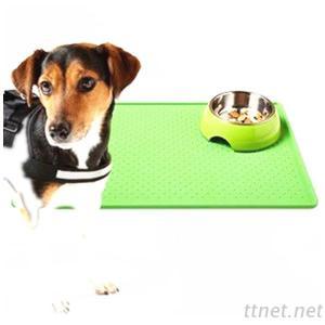 FDA silicone pet mat/Love pet supplies