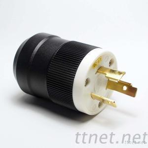 NEMA Twis Lock Plug/NEMA L5, L6, L15, L16