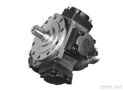 Low Speed High Torque Radial Piston Hydraulic MotorYJMEF8