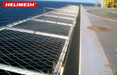 SS316 Heliport Wire Mesh