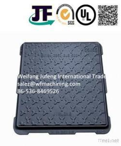 Heavy Duty Ductile Iron Manhole Covers