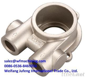 China Foundry Lost Wax Casting Valve Parts With SGS Certified