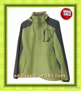 High Visible Mens Oxford Branded Winter Jacket