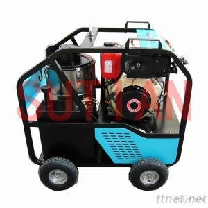 250 Bar Diesel Engine Hot Water Pressure Washer