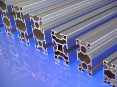 Aluminum Extrusion Industrial Profile