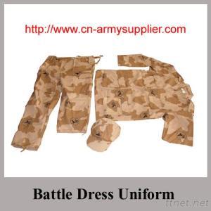 Military Battle Dress Uniform