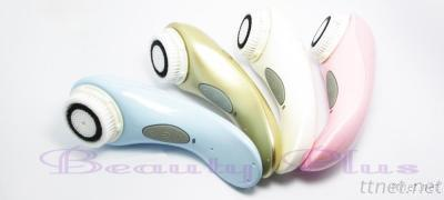 Sonic Face/Body Skin Care Cleansing Brush Home Use Waterproof Wireless Rechargeable Portable Facial SPA Whitening Anti-Aging Device
