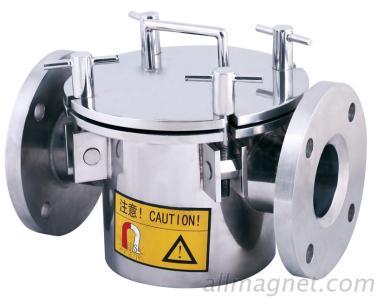 N Style Magnetic Liquid Trap