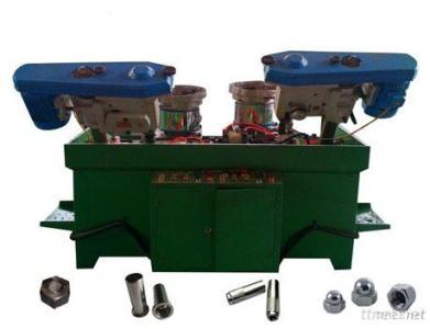 The Automatic Cap Nut Tapping Machine