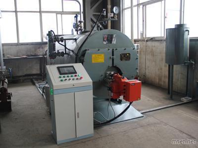 Coal Fired Hot Water Industrial Boiler
