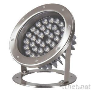 36W LED Underwater Light IP68 Pool Light Waterproof