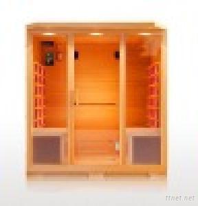 FG402HCE infrared sauna rooms