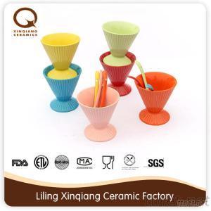 2015 Wholesale Coffee Glazed Ceramic Mug