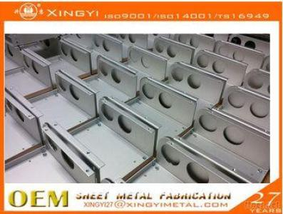 High Quality Anodised Aluminium Sheet Metal Housings