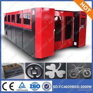 Fiber Laser Cutting Machine, Cnc Laser Machine
